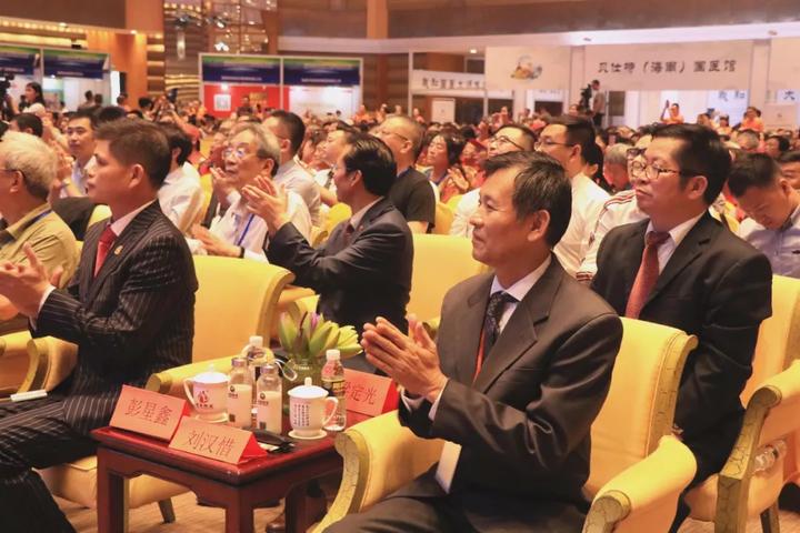 """对话南国食品董事长刘汉惜:做海南""""一带一路""""的践行者"""