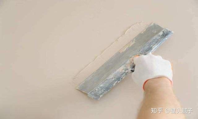 河南鄭州市膩子粉