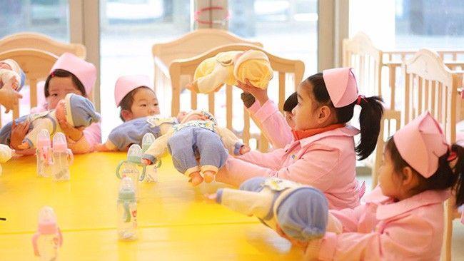 适合3到6岁孩子的儿童乐园游乐设备有哪些? 加盟资讯 游乐设备第3张