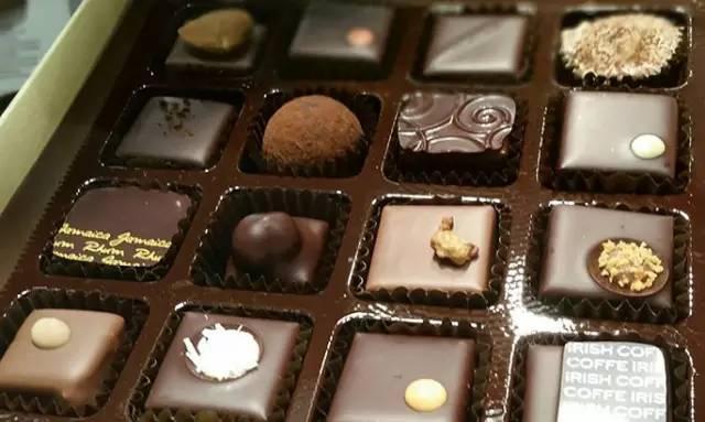 世界八大最优秀的巧克力工艺大师之一,要用这块黑巧征、服、你巧克力3