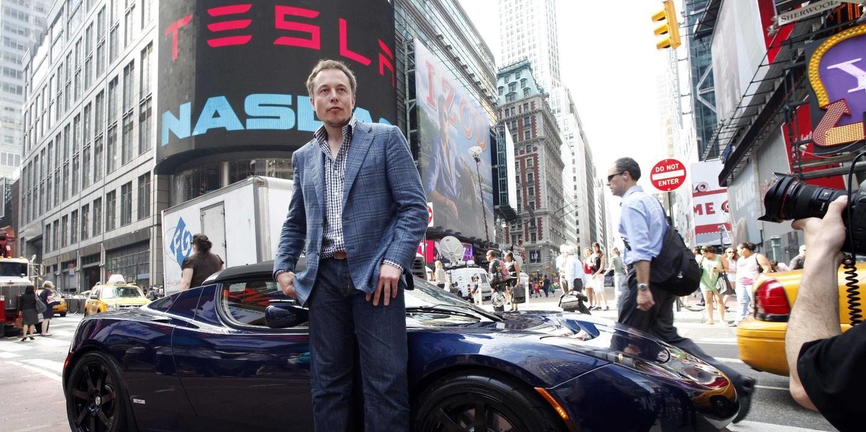 Elon Musk的你问我答