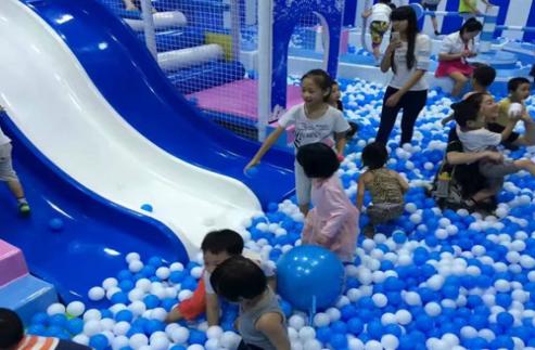 在乡镇开一家儿童乐园需要投资多少钱? 加盟资讯 游乐设备第1张