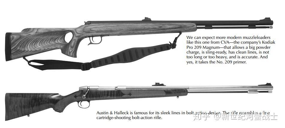 枪结构_米尼弹步枪是不是前装枪巅峰? - 知乎