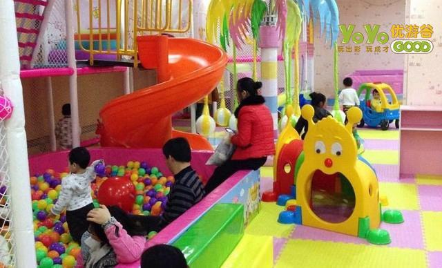 经营儿童乐园哪些游乐设备更受欢迎? 加盟资讯 游乐设备第1张