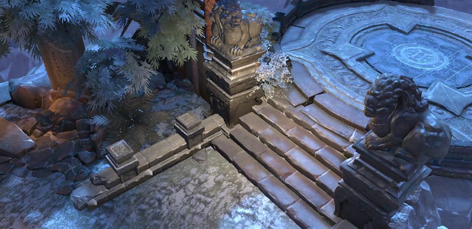 手游逆向分析<一>: Unity内还原游戏场景渲染效果