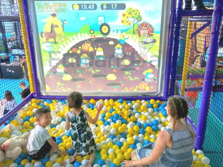开一家儿童乐园怎么样?前景如何? 加盟资讯 游乐设备第3张