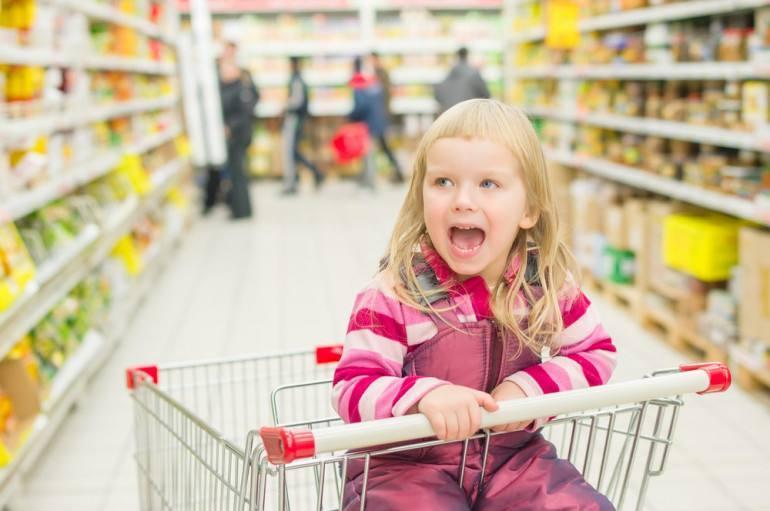 这样带孩子逛超市,比上早教班好太多!