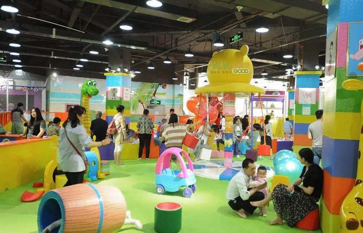 室内儿童乐园品牌应该如何选择? 加盟资讯 游乐设备第5张