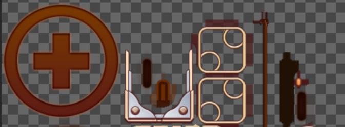 Unity2017的新版图集 & 自带图集实现TP的Polygon布局