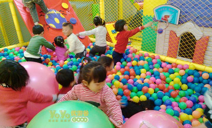 200平米儿童乐园好做吗?有什么注意事项? 加盟资讯 游乐设备第1张