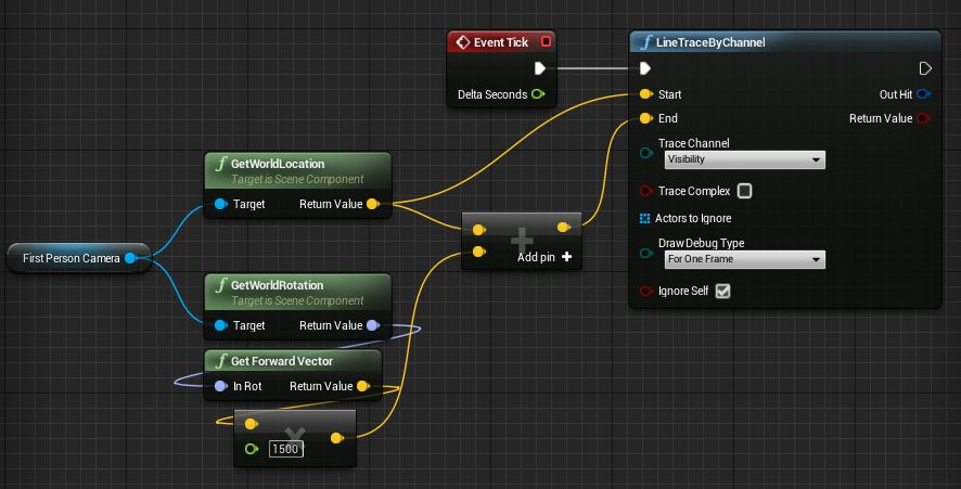 UE4[C++]自定义Object/Trace Channel