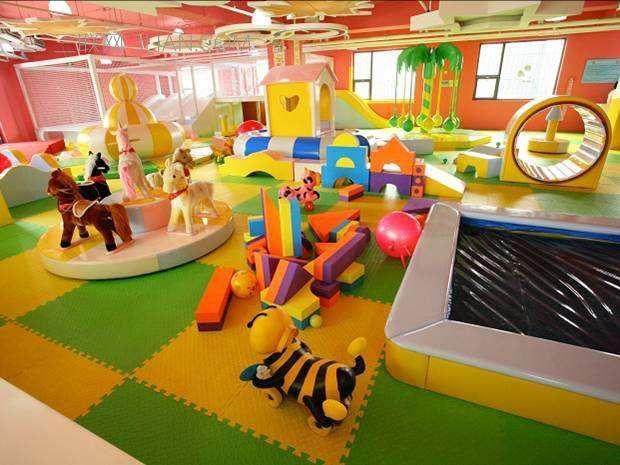 新开儿童游乐园,游乐设备怎么选? 加盟资讯 游乐设备第1张