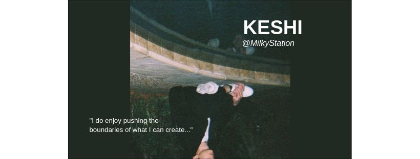[Keshi - 首次与中国粉丝对话] 享受当下,寄情音乐