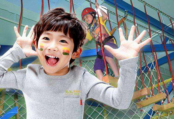 儿童乐园真的能做到低投入和高回报? 加盟资讯 游乐设备第1张