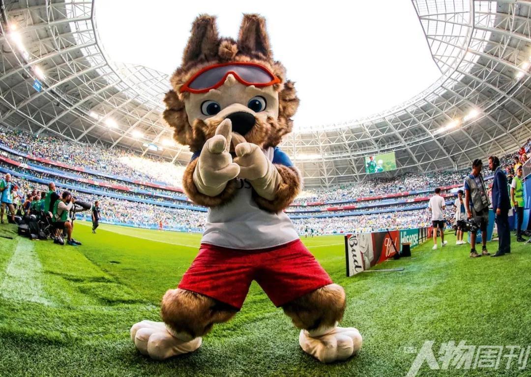 【MIS】世界杯吉祥物背后的超级柔性供应链